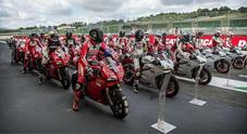 Ducati Riding Experience 2016, ritornano i corsi di guida per pista, strada e anche enduro