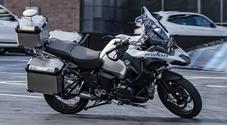 Bmw, al Ces con iNext e R 1200 GS autonoma compie un viaggio nel futuro di auto e moto