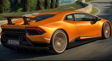 Performante, una Lamborghini Huracan ancora più estrema con prestazioni da primato