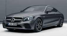 Mercedes AMG, grinta da vendere. Ecco le versioni Race Edition per CLA 45, C Coupé 43 e GLE Coupé 43