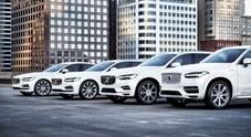 """Volvo, Moody's aumenta il rating: conti in ordine per la casa svedese a """"trazione"""" cinese"""