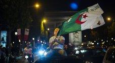Algeria in finale di Coppa d'Africa: tensione e scontri a Parigi