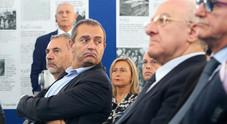Regionali, De Luca sfida Dema: «Lo aspettiamo a braccia aperte»