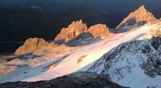 Marmolada, schioglimento del ghiacciaio sulle Dolomiti: ha solo ancora 25 anni di vita