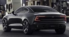 Polestar, debutta il brand delle auto sportive elettriche di Volvo. L'esordio con una GT ibrida da 600 cv