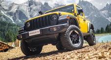 """Jeep Wrangler, arrivano le speciali """"1941"""" by Mopar. Con le Performance Parts che esaltano le capacità off-road"""