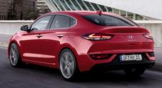 Hyundai i30, c'è la Fastback. Ora la coupè ha cinque porte: molto versatile, ricca di stile e tecnologia