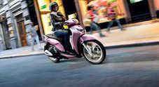 Honda, in sella al'SH 125 Mode: uno scooter dediato ai giovani
