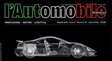 L'Automobile per tutti: per il coronavirus gratis on line la storica rivista dell'Aci