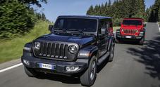 Jeep Wrangler, il mito dell'offroad si rinnova (2)
