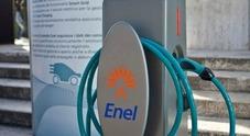 """Enel porta colonnine di ricarica per mezzi elettrici con tecnologia """"vehicle-to-grid"""" in Olanda"""