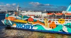 Moby lancia la Princess Anastasia, un pezzo d'Italia sul Baltico. Gruppo Onorato apre porta crocieristica in Russia