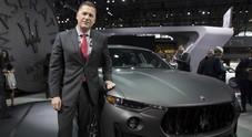 Maserati, Kuniskis: «Motori saranno Ferrari, puntiamo a 100mila unità. Elettrificazione nel piano»