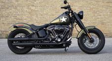 Harley-Davidson al Bike Show: Softail Slim S, Sportster Iron 883 e Forty-Eight