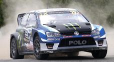 WRX, Kristoffersson (Volkswagen Polo) al via in Germania già da campione del mondo