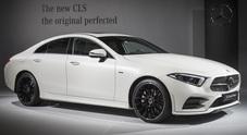 Mercedes rilancia la coupé a quattro porte con la nuova CLS svelata a Los Angeles