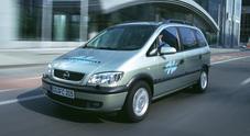 Opel HydroGen1, il prototipo a idrogeno compie 20 anni. Su base Zafira ha anticipato visione su mobilità sostenibile