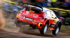 WRC, Loeb (Citroen) vince in Catalogna, Ogier scavalca Nueville nella classifica iridata