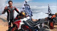 Ducati Multistrada 1260, la Rossa si riprende la Pikes Peak dopo un anno di assenza