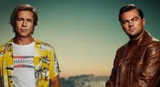 Leonardo Di Caprio svela la locandina del nuovo film di Tarantino