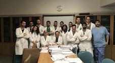 Chirurgia urologica al top: a Torrette un'equipe di specialisti da 10 e lode