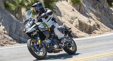 Suzuki V-Strom Hill Climb Tour, arriva il test ride tra i passi italiani più suggestivi