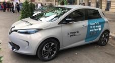 """Renault, a Parigi arriva il car-sharing ecologico. Al via """"Moov'in.Paris"""" con cento Zoe elettriche"""