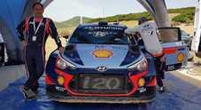 Brividi da navigatore, a fianco di Sordo sulla Hyundai i20 WRC sugli sterrati di Sardegna