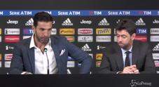 """Buffon annuncia l'addio alla Juve: """"Il mio futuro? Ho ricevuto proposte stimolanti"""""""
