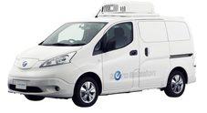 Van frigorifero a emissioni zero e ambulanza salvavita. Ecco i concept Nissan al Tokyo Motor Show