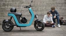 Me, lo scooter elettrico leggero e maneggevole che strizza l'occhio anche ai più giovani