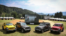 Jeep Camp 2018, Wrangler protagonista in Stiria
