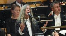 Patti Smith è la nuova musa di Yves Saint Laurent