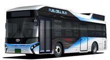 Toyota svela SORA, il bus a idrogeno che sarà la star delle Olimpiadi di Tokyo 2020