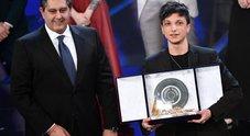 Ultimo, il rapper trionfatore nella categoria giovani