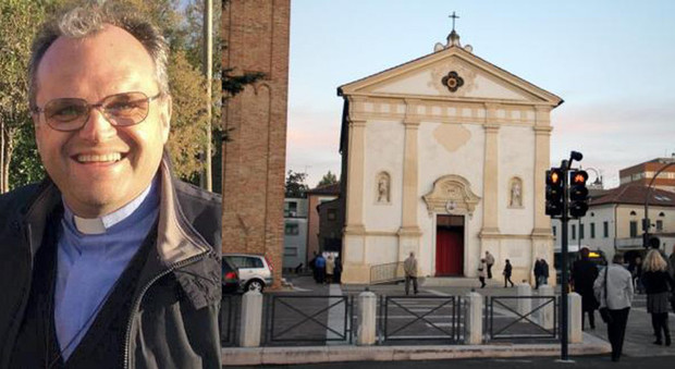 Spinea, gioca 600mila euro dei fedeli: parroco patteggia due anni