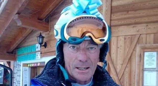 Falcade piange il maestro di sci Silvio Baratto,ucciso dal coronavirus