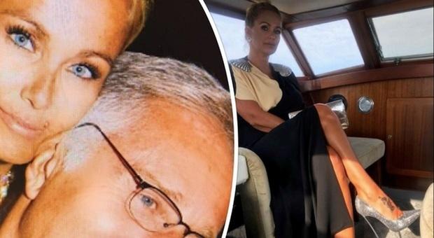 Sonia Bruganelli, la moglie di Bonolis denuncia: «Uno dei miei figli vittima di bullismo per i miei post»