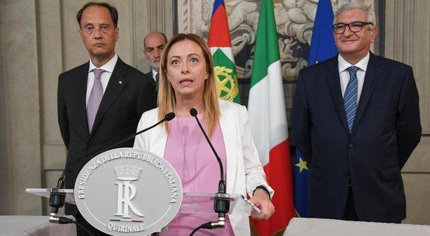 Governo, Giorgia Meloni: «Pronti a scendere in piazza se nasce governo M5S-PD»