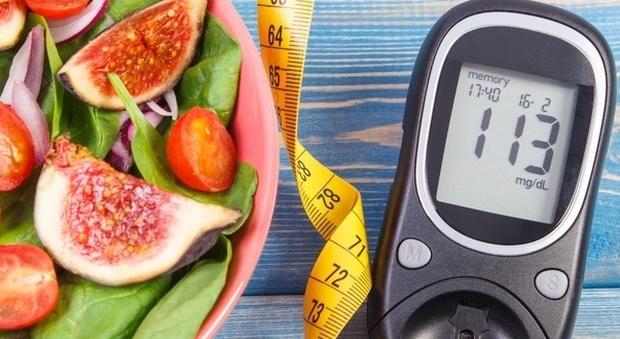 dieta per diabetici menu