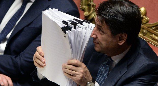 Mes, Conte riferisce alla Camera: è subito bagarre DIRETTA Governo spaccato