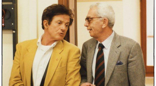 Mario Marenco e Eduardo Vittoria