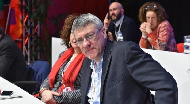 Cgil verso l'accordo: Landini segretario