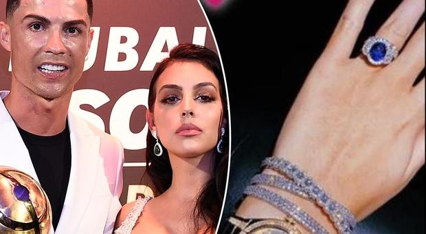 Georgina Rodriguez, il superlusso della compagna di CR7: sfoggia gioielli per un milione di euro