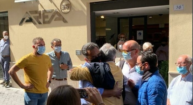 Ribaltone a Guardiagrele, Di Prinzio batte Dal Pozzo. «E' stata durissima»
