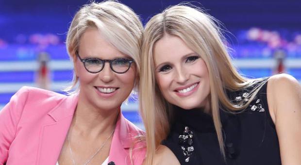 Amici Celebrities, Maria De Filippi lascia il programma: arriva Michelle Hunziker