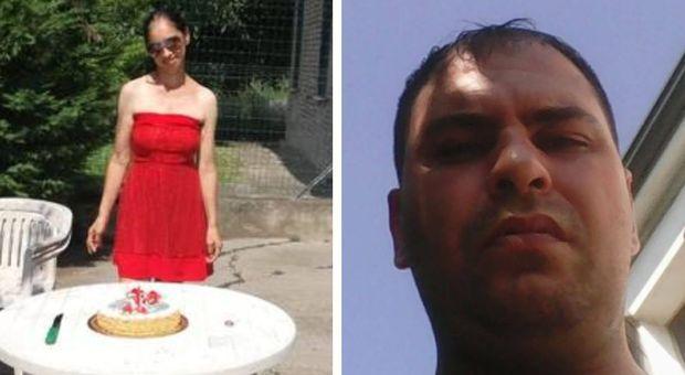 Uccide la moglie Maila Beccarello a calci e pugni dopo l'ennesima lite: condannato a 30 anni