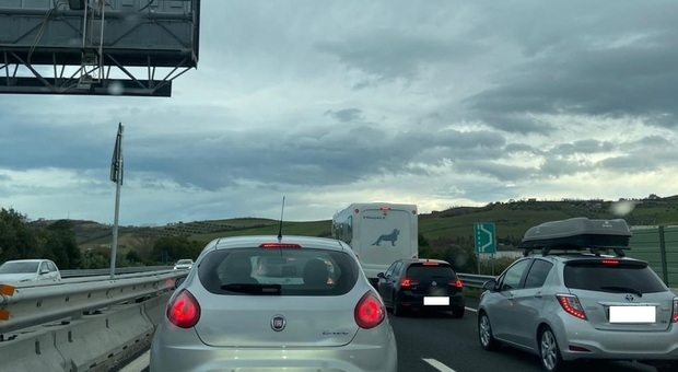 Autostrada A14, chiusa per lavori l'entrata al casello di Loreto direzione Sud. Ecco quando