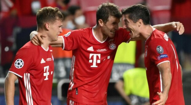 Bayern, quando la forza del collettivo vale più dei ricchi fenomeni
