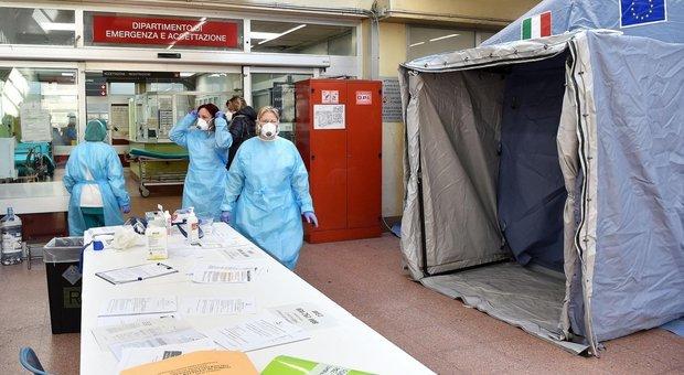 Coronavirus Veneto, 3.484 contagiati, 10.124 persone in isolamento fiduciario. Due nuove vittime a Oderzo e Vicenza